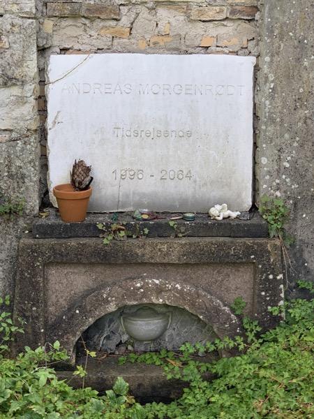 Andres Morenrodt Grave