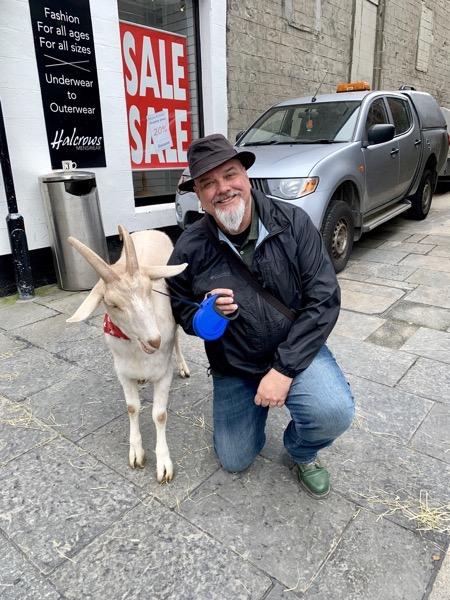 gordon and goat