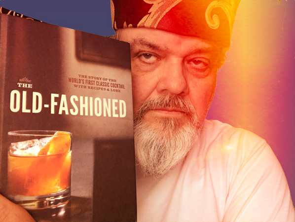 Old fashioned Book with Gordon Meyer