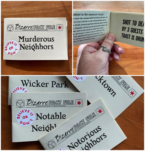 Murderous Neighbors collage